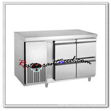 R257 1.5m 4 Tiroirs Fancooling Chef Bases