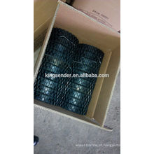 Roda de borracha semi-pneumática 6x1.5