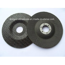 Fibra de vidrio soporte almohadilla para hacer el disco de la aleta