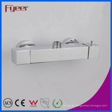 Torneira termostática do chuveiro do controle de temperatura do projeto da forma de Fyeer (QH0202D)