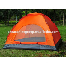 Wholesale camping and hiking gear custom printing camping tents 2 person