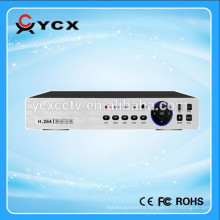 16CH 720P AHD DVR with 12fps Recording, CCTV Camera System
