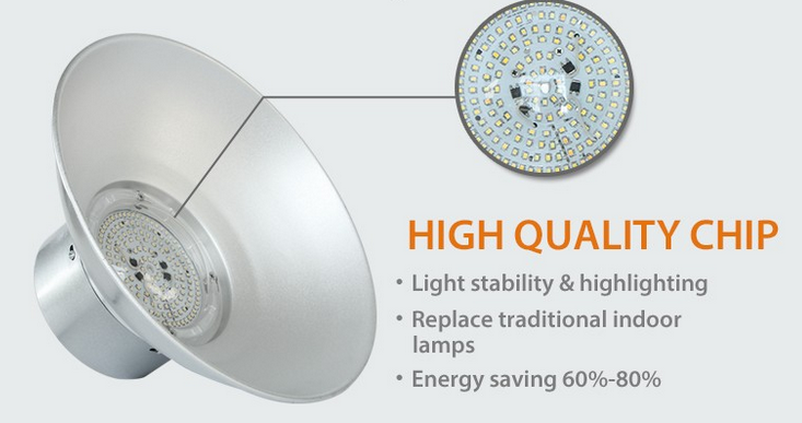 Led High Bay Light 50W G562 details