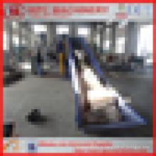 PP PE PVC PVC machine de nettoyage et de recyclage des produits en plastique