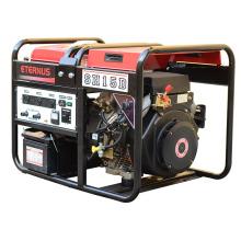 Générateur Diesel 10kVA pour Banque (SH8Z)