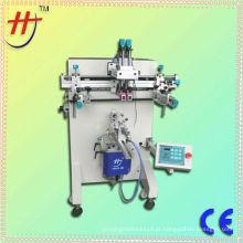 Semi automática silício wristband tela máquina de impressão
