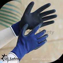 SRSAFETY 13G латексная рабочая перчатка / латексная перчатка
