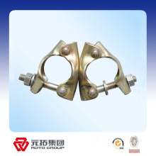 JIS pressed fixed scaffolding coupler for STK500 scaffolding tube