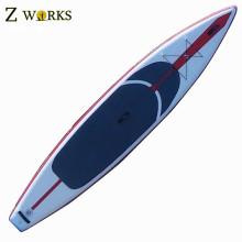 Bestes Verkaufs-Unterhaltungs-Sport-aufblasbares Longboard Surfbrett
