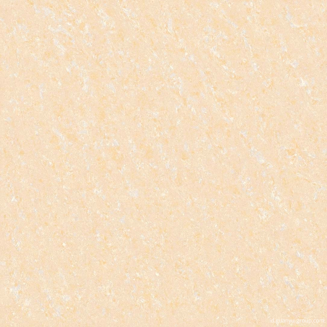 Beige Crystal Double-Loading Polished Porcelain Tile