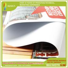 Fabricación de Block Block revestida impresa lateral de Flex Banner