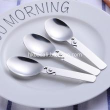 Multifunction Folding Stainless Steel Spoon Cutlery Spoon