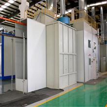 máquina de pulverización electrostática inteligente