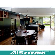 Armário da cozinha da melamina da mobília da alta qualidade (AIS-K403)