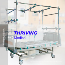 Cama de tração ortopédica de alta qualidade de quatro guindastes (THR-TB003)