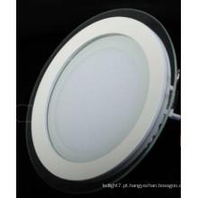 Luz de painel redonda do diodo emissor de luz do Ce