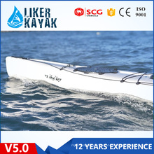 PE Single Seat Sea Sit in Sea Kayak Sweden