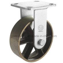 Roulette en fonte robuste (Y4501)