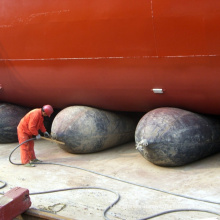 supplier in china boat undock ship natural rubber marine airbag
