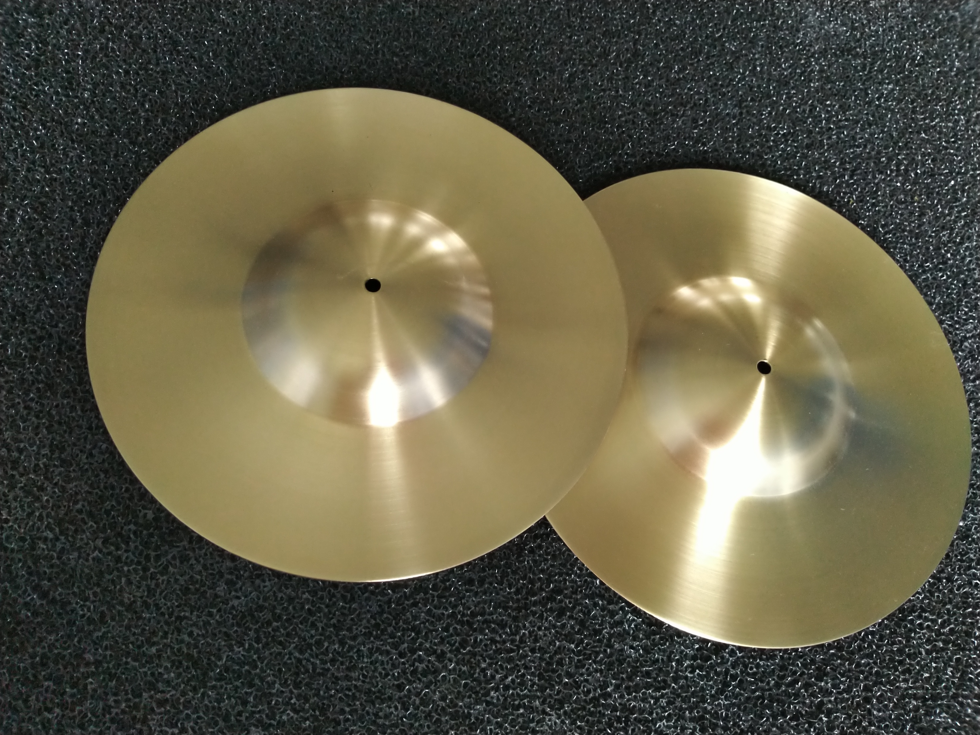 Percussion Instrument Kid Cymbals
