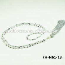 Joyas de 2015 cristal colgante collar