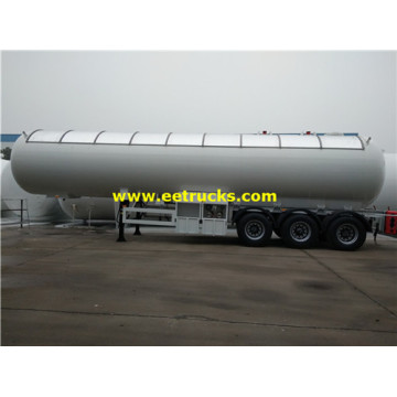 50000L 20MT Propane Transport Tank Trailers
