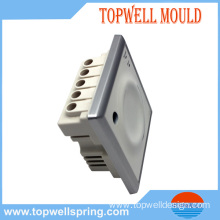 Kitchen furniture plastic part with injection mold
