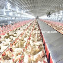 Geflügel-Kontrolle-Halle-Ausrüstung für Züchter-Haus