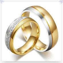 Schmucksache-Art- und Weisepaar-Schmucksache-Edelstahl-Ring (SR606)