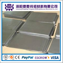 China Manufacturer Supply Alloy Tzm High Temperature Molybdenum Plates/Sheets Used in Sapphire Growing Furnace