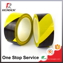 China Manufacturer Applicator Cable Warning Adhesive Tape PVC Pipe Wrapping Floor Marking Tape
