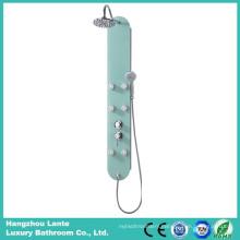 The Modern Rainfall Safety Glass Shower Panel (LT-B729)