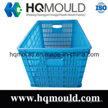 HDPE Customized Plastic Crate Mould for Storage with ISO Certification