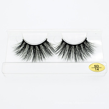 Wholesale Lash Manufacturer 3D 5D 25mm Mink Eye Lash with Private Label Custom Box