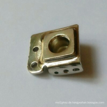 Eisen-Hardware Stanzteile mit Nickel-Beschichtung