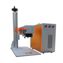 Máquina de marcação a laser de logotipo rápido de alumina