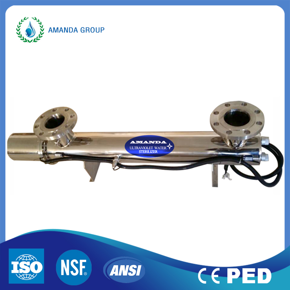 Water Treatment Plant UV Water Purifier