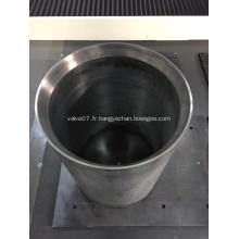 Bague excentrique en acier pour concasseur M