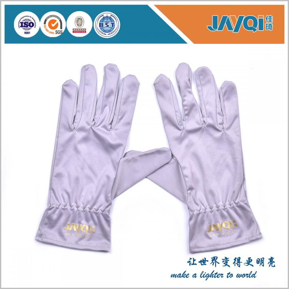 Microfiber Cleaning Glove for Jewel