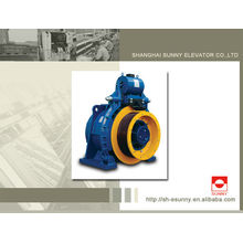 Преобразователь Лифт Тяговые машины, 320-2500 кг
