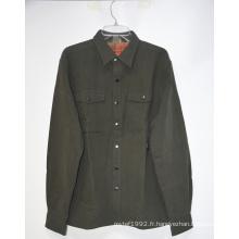 Veste de chemise pour homme Winter Wear