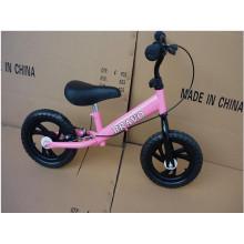 Pink Beliebte Kinder Balance Fahrrad