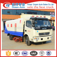 Factory directly sale DFAC duolika road vehicles ,road sweeper truck