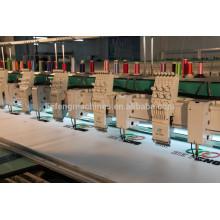 Cadena máquina de bordar puntada