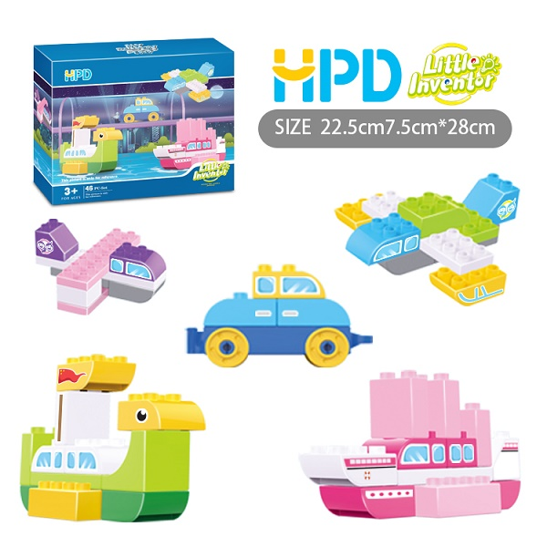 Brain Development Toys : China building blocks construction brain development toys