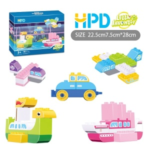 Building Blocks Construction Brain Development Toys
