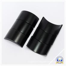 Tile Black Neodymium Magnets for Permanent Magnet Generator