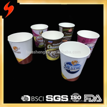 Experienced manufacturer reasonable price multicolor paper double layer logo imprint noodle, porridge cup