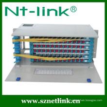 Adaptateur SC Panneau de raccordement à fibre optique à 96 ports
