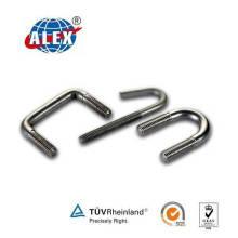OEM под заказ из нержавеющей стали, легированной стали, стали, латуни U Болт